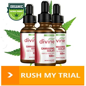 Divine CBD - New Cannabidiol Isolate Oil | Free Trial